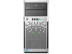 Máy chủ (sever) HP ProLiant ML310e Gen8 E3-1220v2 1P 2GB-U Hot Plug 4 LFF 460W PS Base Server