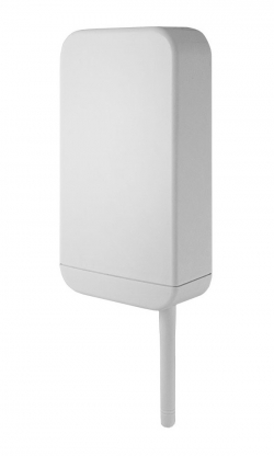Open-Mesh Outdoor Pole/Wall Enclosure